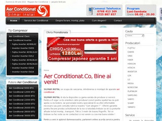 Service Aer Conditionat
