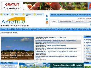 Informatii Despre Agricultura