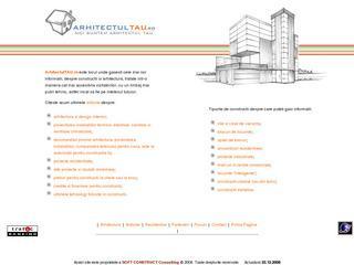 Arhitectul Tau