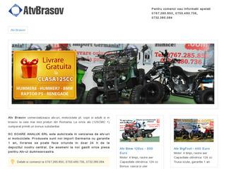 Oferte promotionale Atv Brasov