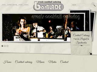 barBLADE events cocktail catering