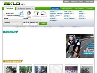 Vanzare biciclete