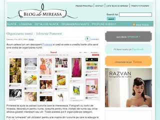 Blog de Mireasa