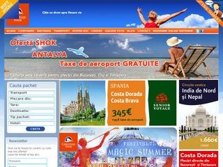 Agentie Turism Bucuresti