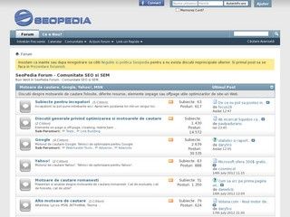 SeoPedia Forum