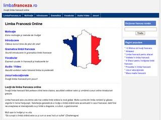 Limba Franceza Online