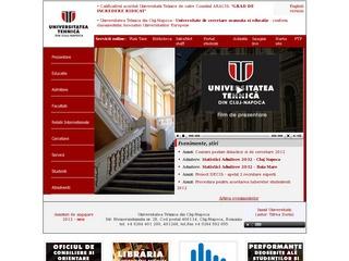 Facultatea de Arhitectura Cluj